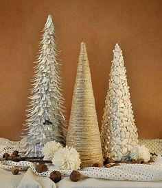 dekoracne handmade stromceky navody 01