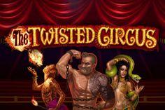 The Twisted Circus - Mit dem Automatenspiel #TheTwistedCircus begibt sich der Spieler in eine absolut fremde Welt der Artisten, die in der Manege um den größten Applaus wetteifern. Gute Gewinnchancen - https://www.spielautomaten-online.info/the-twisted-circus/