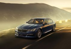 The new 2017 BMW Alpina B7 comes equipped with a V8, twin-turbocharged petrol engine with the displacement of 4.4 liters, with 608 ponies...Price will be... #2017BMWAlpinaB7