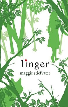 Linger by Maggie Stiefvater .. really good series so far! still need to read the final book