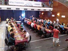 Linares acogerá a más de 600 jugadores