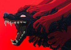 Dark Art Illustrations, Illustration Art, Horror Art, Laptop Skin, Werewolf, Cute Drawings, Line Art, Fantasy Art, Cool Art