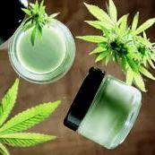 Crema de Marihuana y aceite corporal