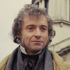 Jean Valjean: for his conviction, honesty and strength to turn his life around