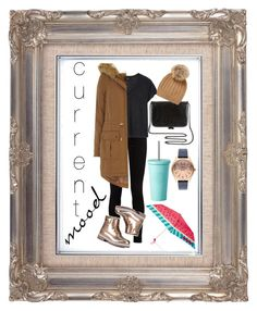 """raining outside☔"" by bellanindia on Polyvore featuring Gucci, Deby Debo, Dorothy Perkins, Lugz, BCBGeneration, Karl Lagerfeld and Accessorize"