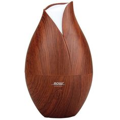 Wooden Aromatherapy Diffuser Essential Oil Humidifier Air Mister Herbal Remedy