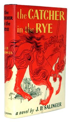 """I like it when somebody gets excited about something. It's nice.""  ― J.D. Salinger, The Catcher in the Rye (1951)"