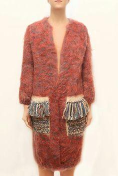 efb5e27d326a1 Knitting Stiches, Knitting Wool, Knitting Patterns, Knitwear Fashion, Knit  Fashion, Knitted