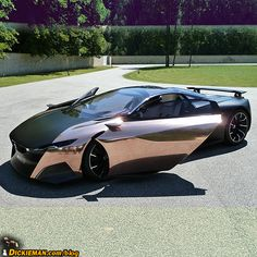 Not of this World - Part 1 #cars #peugeot #onyx