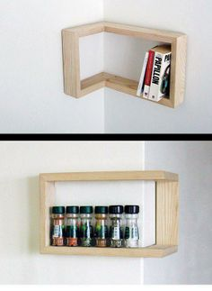 Simple shelves (from: Mooisch)