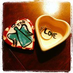 Pi Phi love crafting #piphi #pibetaphi