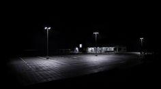 Exposition Présence obscure de Xavier Blondeau à la galerie Au tour du feu pour le mois de la photo OFF