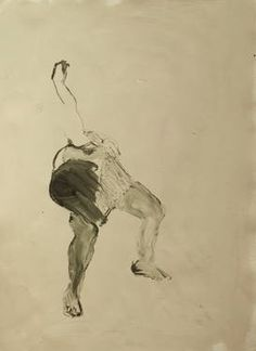 "Saatchi Art Artist Marta Zamarska; Drawing, ""Modern Dance XXXIII"" #art"