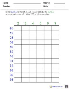 math worksheet : 1000 images about mathematics on pinterest  integers worksheets  : Maths Aids Worksheets