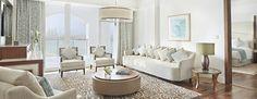 Uudelleen määritelty tyylikkyys ja hienostuneisuus odottavat sinua Waldorf Astoria Dubai Jumeirah -hotellissa.