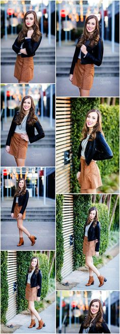 Senior photos | Senior pictures | Senior girl | Senior portrait ideas | Fashion | Urban