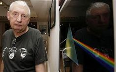 LONDON -- English graphic designer Storm Thorgerson, whose eye-popping album art for Pink Floyd and Led Zeppelin encapsulated the spirit of psychedelia, died Thursday. Pink Floyd Album Covers, Pink Floyd Albums, Storm Thorgerson, Led Zeppelin Album Covers, Pink Floyd Art, Atom Heart Mother, Greatest Album Covers, London Icons, Bruce Dickinson