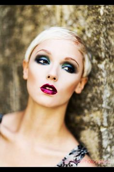 Model: Dani Race Photographer: Tim Steele Make up: Abbie Youell
