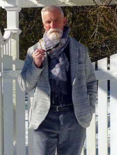 Mainely Dad's Winter Coat : satorial blog