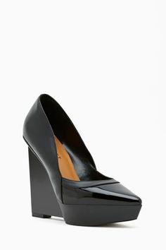 Shoe Cult Prism Platform Wedge #ShoeCult