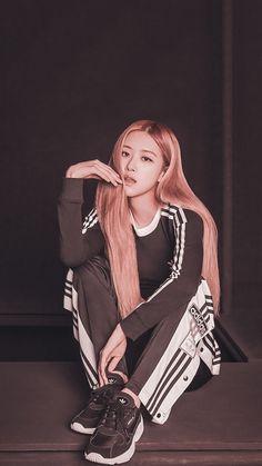 Rose q bonita Kim Jennie, South Korean Girls, Korean Girl Groups, Mode Rose, Rose Bonbon, 1 Rose, Rose Icon, Kim Jisoo, Rose Park