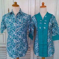 13 Gambar Model Baju Seragam Batik untuk Kantor terbaik  f7a4462a73