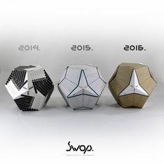 Swop 2016 Calendar on Packaging of the World - Creative Package Design Gallery