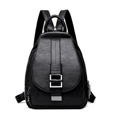 Your Leather Travel Bagpack