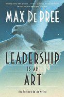 Leadership is an art/ Wil je dit boek in één uur kunnen uitlezen in volle concentratie met meer tekstbegrip? Ik kan je helpen, surf naar http://peterplusquin.be/word-expert-in-drie-dagen-via-de-smartreading-snelleesmethode/ #smartreading #snellezen