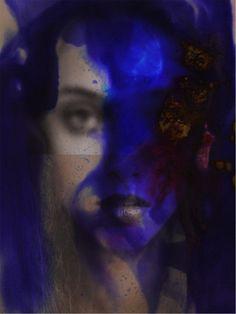 Exhibition 'Schizophrenia' - Halim Al Karim' Mental Health Posters, Health And Safety Poster, Mental Health Research, Mental Health Therapy, Safety Posters, Schizophrenia Art, Human Centered Design, Anxiety Panic Attacks, Poster Series