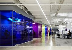 Pandora Offices - Chicago - Office Snapshots