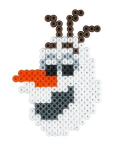 Olaf - Disney Frozen Gift Set Hama Beads 7957
