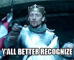 mine tom hiddleston reaction gifs henry v the hollow crown King Henry V