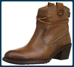 Pikolinos Andorra 913-9811, Damen Stiefel, Braun (Cuero), 41 EU (8 UK) - Stiefel für frauen (*Partner-Link)