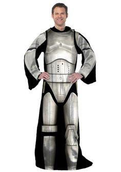 Stormtrooper Adult Comfy Throw