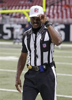 Today in Black History, 2/3/2014 - Michael Carey became the first African American to referee a Super Bowl game. For more info, check out today's blog!