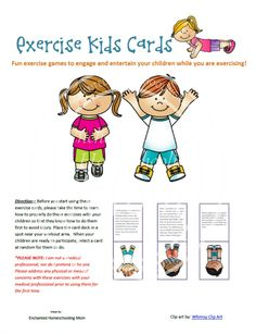 Old Fashioned image for printable exercise cards