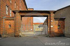 Related image Story Inspiration, Design Inspiration, Abandoned Prisons, Gate, Garage Doors, Germany Berlin, Iron, Windows, Stock Photos