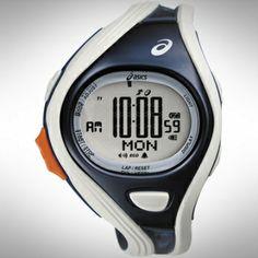 Een sportief en toch stijlvol horloge welke ook tijdens de disco avond gedragen kan worden.