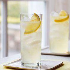Limoncello Vodka Collins - Barefoot Contessa