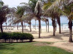 Praia do Futuro, Fortaleza, Ceará Brasil.