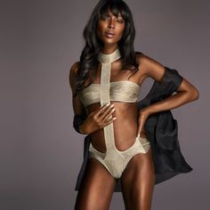 The best of fall 2015 ad campaigns so far—Naomi Campbell for La Perla