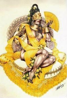 Oxum Recebe o Título de Íya Lodê http://stevemillerinsuranceagency.blogspot.com/