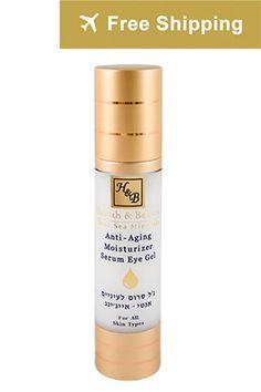 Anti-Aging Moisturizing Serum Eye Gel