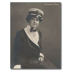Grand Duchess Marie Pavlovna of Russia #055
