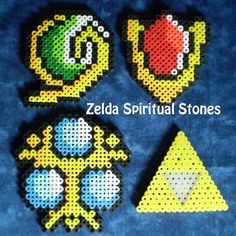 ON SALE - Zelda 8-Bit Magnet Sets - 2 Sets to Choose From!