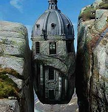 Love it when people think outside of the box...or in this case, the house.   http://www.bitrebels.com/geek/23-houses-built-in-odd-places/