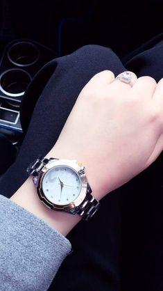 Saziya khan stylish watches for girls, stylish girl pic, elegant watches, beautiful watches Cute Watches, Elegant Watches, Beautiful Watches, Wrist Watches, Stylish Girls Photos, Stylish Girl Pic, Girl Photo Poses, Girl Photography Poses, Stylish Watches For Girls