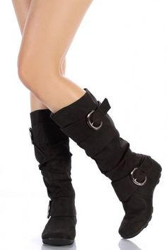 I want boots...but maybe the ones with the laces and are shorter I love those-      SIZE 7 please....
