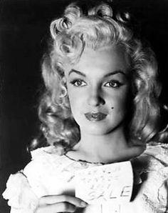 vintagegal: Marilyn Monroe